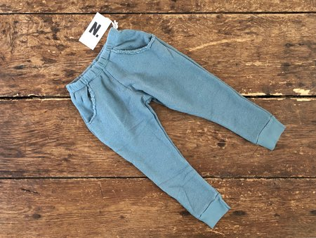 Kids Go Gently Nation Textured Track Pant - Rain