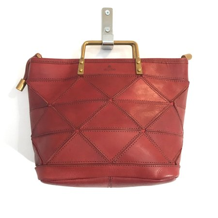 Uppdoo Small Origami Bag - Red