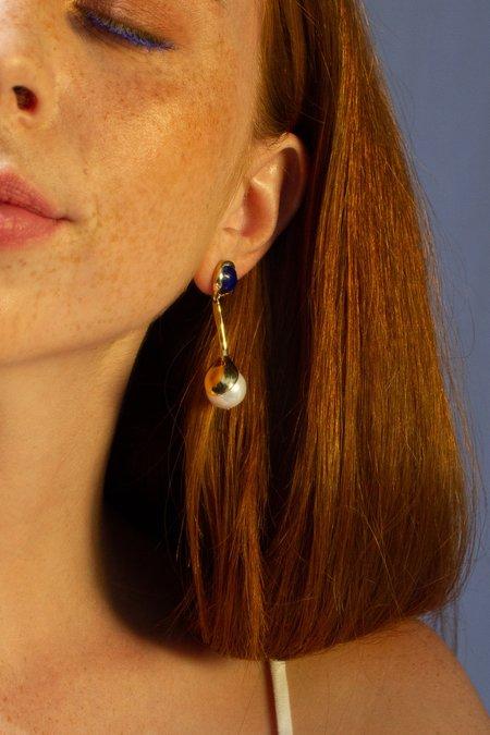 FARIS Sappho Earrings - Bronze