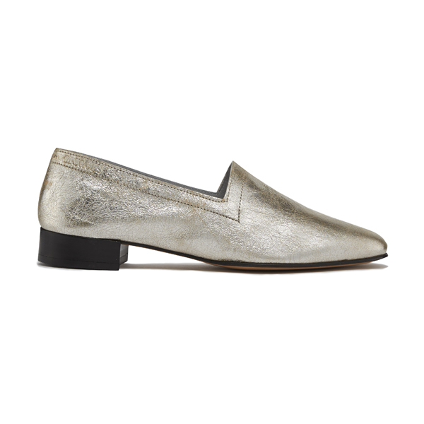 Ops&Ops No11 Crackle Gold Shoes