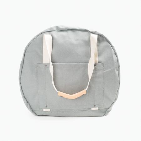 Poketo Angie Weekender Traveler Set - Stone Gray