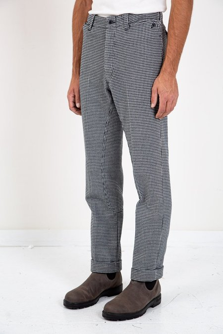 Levi's Vintage RIDERS PANTS DOGTOOTH - GRAY