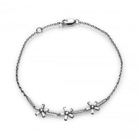 Hestia Jewels Joy Diamond Bracelet