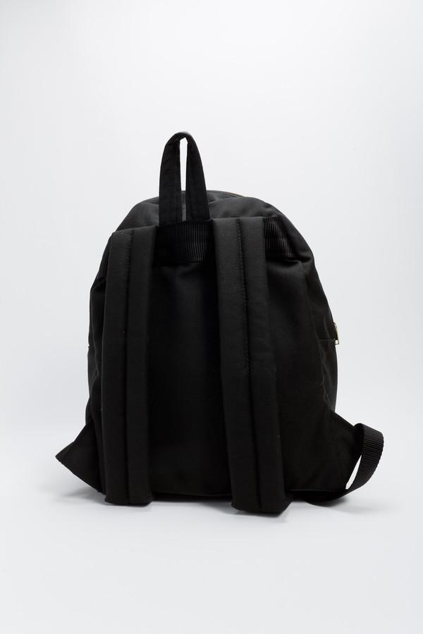 Samuel James Black Space Backpack