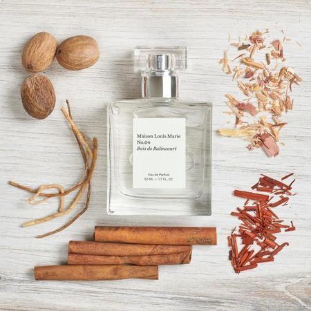 Maison Louis Marie No.04 Bois de Balincourt Eau de Parfum