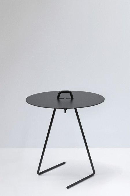 Moebe Side Table - Black