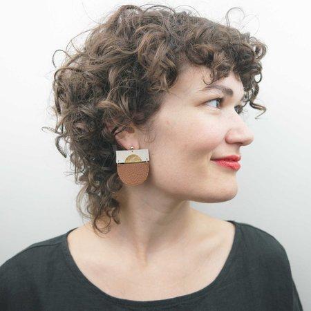 Future Ancestors Rise Earrings