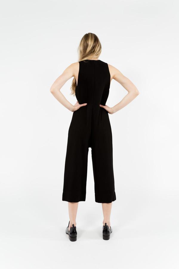 Nomia Cropped Jumpsuit