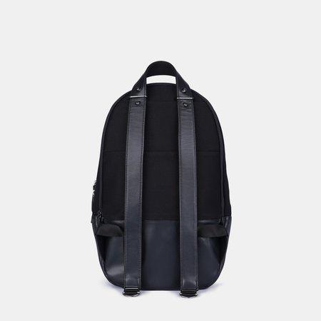 Haerfest Travel Small Cotton Twill Backpack - black