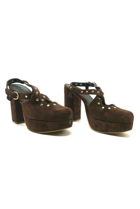 Rachel Comey Ballast Heel - Dark Brown