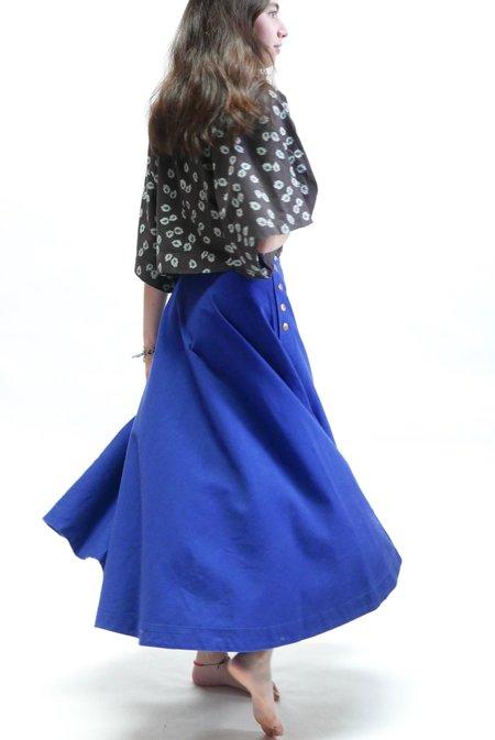 Ilana Kohn Lindy Skirt - Mazarine