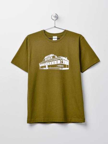 A.P.C. T-shirt Bill H - KHAKI