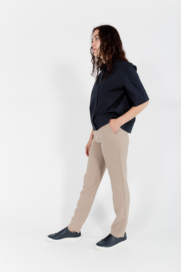 KAAREM High Waist Pocket Pants