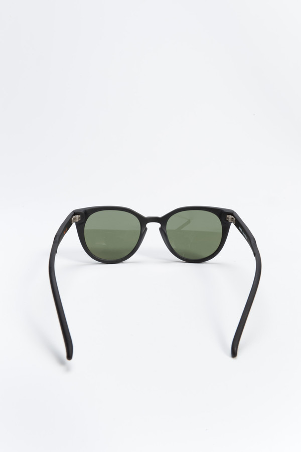 kaibosh June Bug Sunglasses Almost Black
