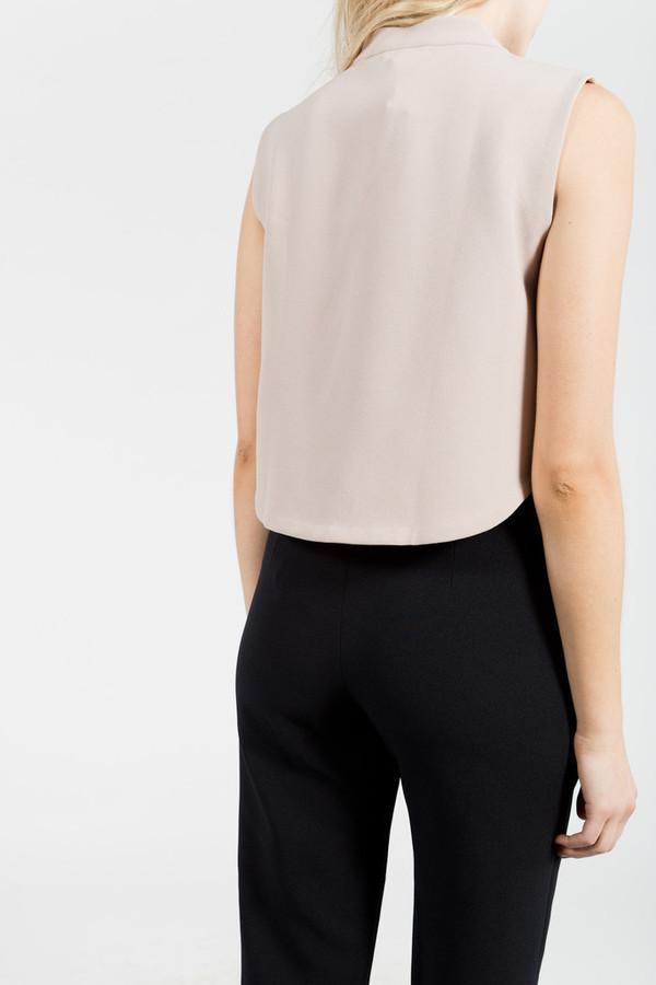 Kaarem Sam High Waist Pocket Pants