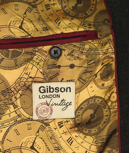Gibson Puppy Tooth Jacket - Green