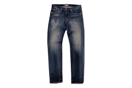 S.M.N. Hunter Standard Slim Jeans - Chapel