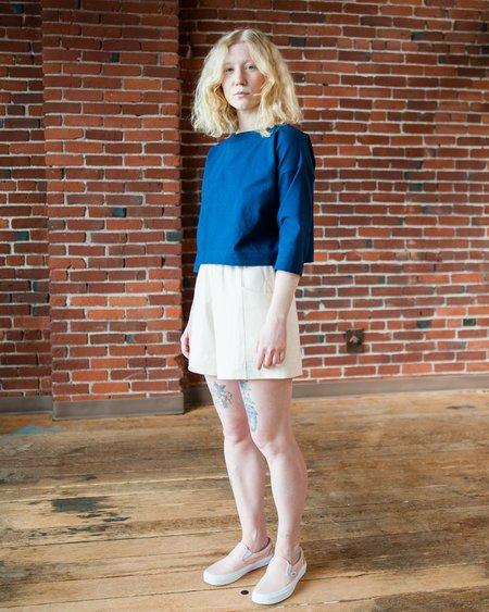 MARTY JEAN Uniform Cotton Short