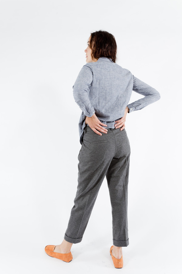 You Must Create Peg Trouser