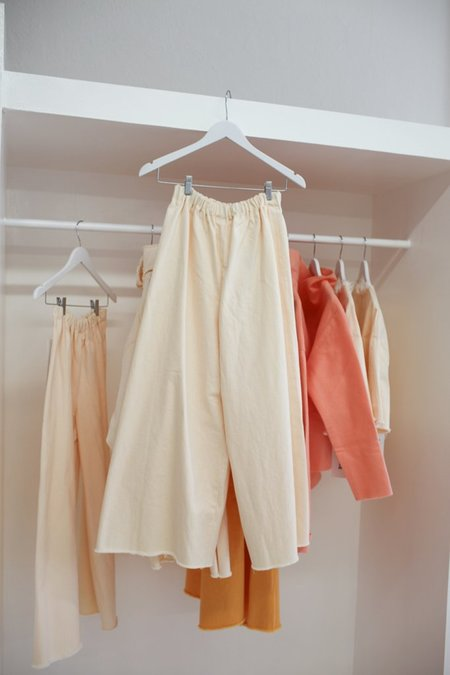 Ashley Rowe Long Pant - Light Peach