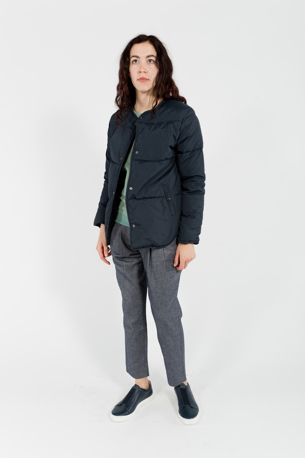 You Must Create Quilted Jacket