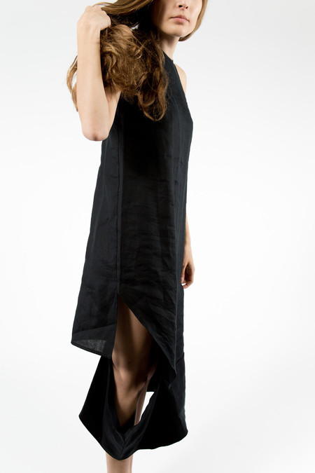 Eckhaus Latta Spill Dress