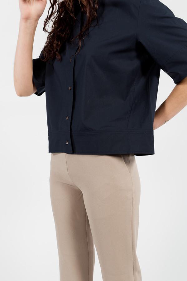 Studio Nicholson Tino Button-up Box Shirt