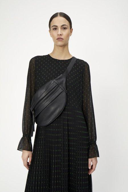 JUST FEMALE Bex Beltbag - BLACK
