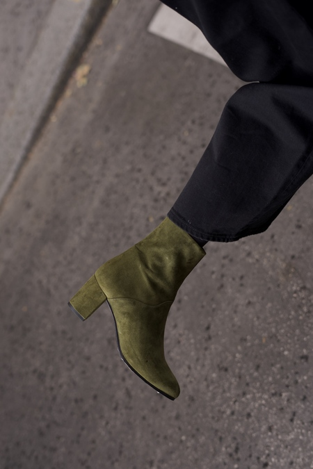 Anne Thomas Mimo Boots - Suede Palude