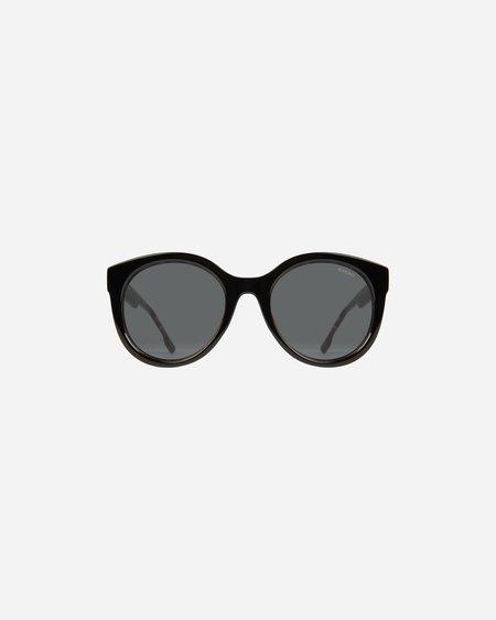 KOMONO Ellis Sunglasses - Black Tortoise