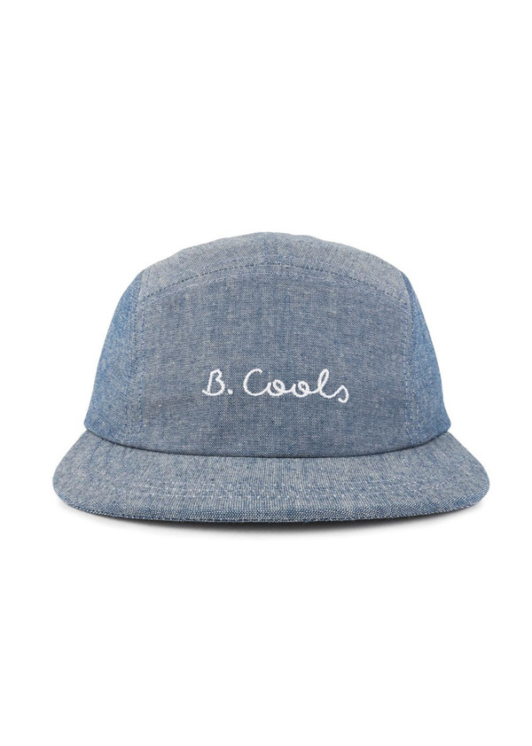 Barney Cools FIVE-0 Deluxe Cap Chambray
