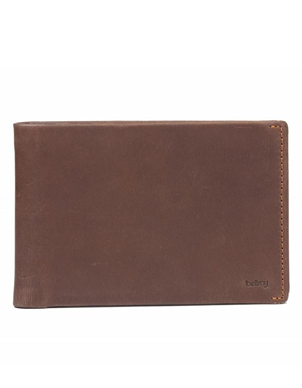 Bellroy Travel Wallet - Cocoa