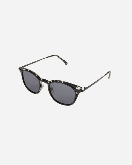 KOMONO Sydney Sunglasses - Clear Demi