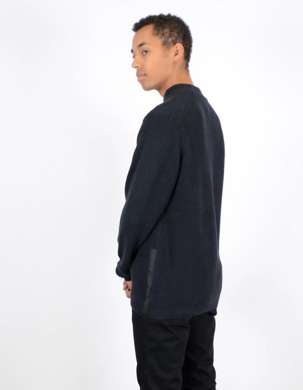 Men's Dickies Construct Vickory Knit Sweater Dark Navy