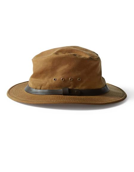 Filson Tin Packer Hat Tan