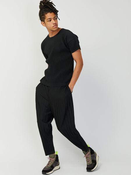Issey Miyake Homme Plisse Jogger - Black