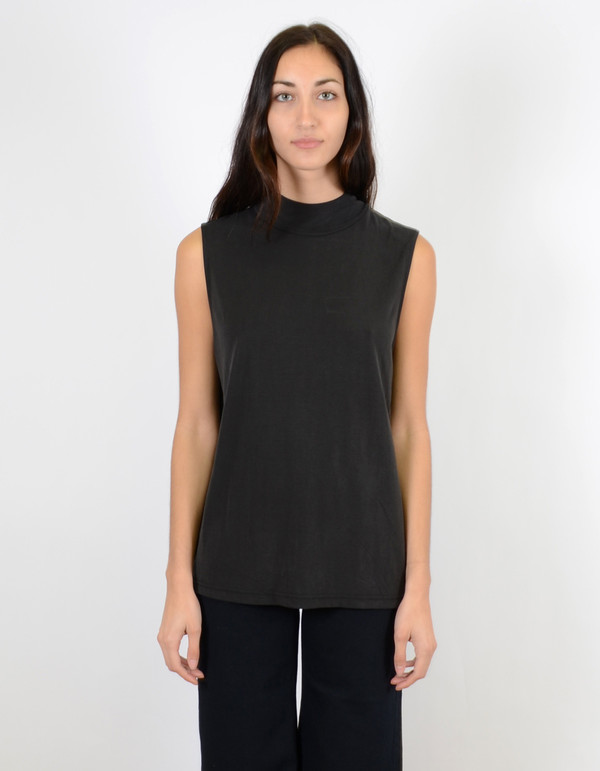 Just Female Cosmo Top Black