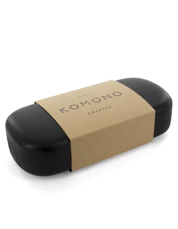 Komono Crafted Stella Acetate Black