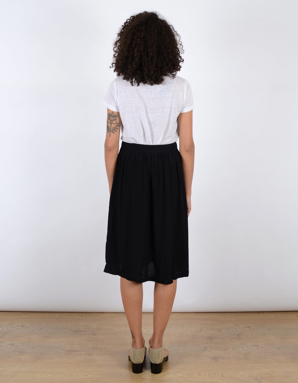 Minimum Maddalena Skirt Black
