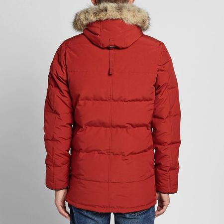 Canada Goose Carson Parka - Red Maple