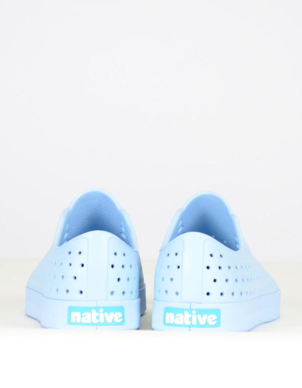 Men's Native Shoes Native Jefferson City Blue Solid