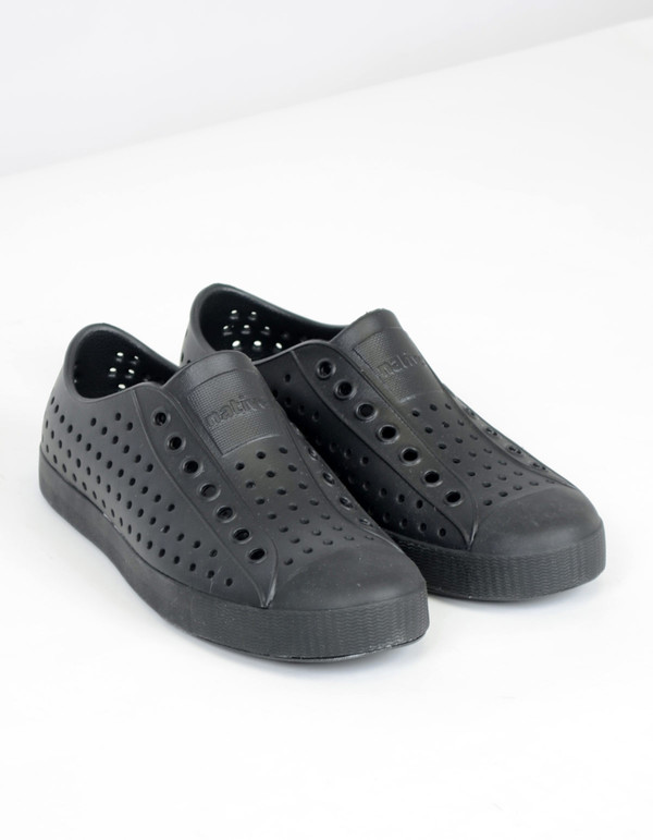 Native Shoes Native Jefferson Jiffy Black Solid