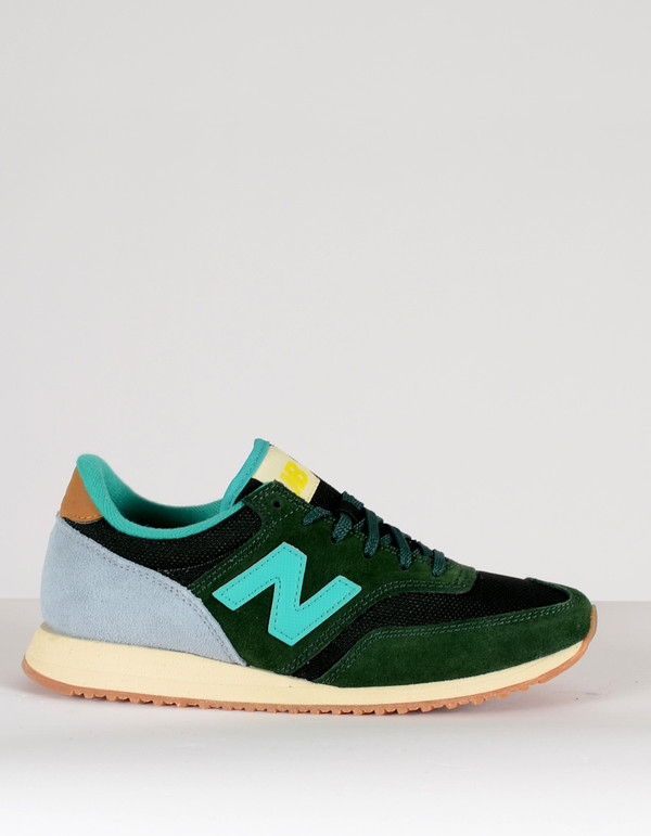 New Balance 620 Redwood Collection Sneaker Forest