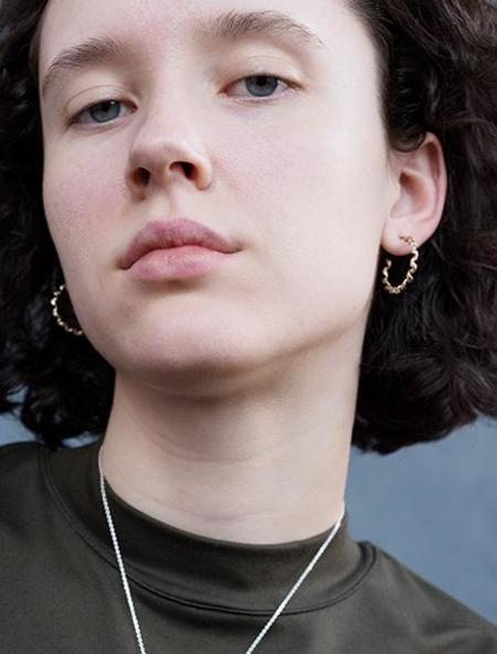 Open House Projects Landline Earrings