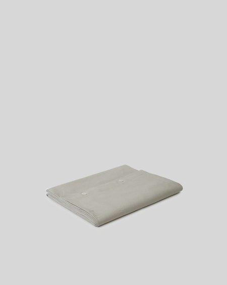 Shop Sunday Morning Marcel Linen Duvet Cover - Dove