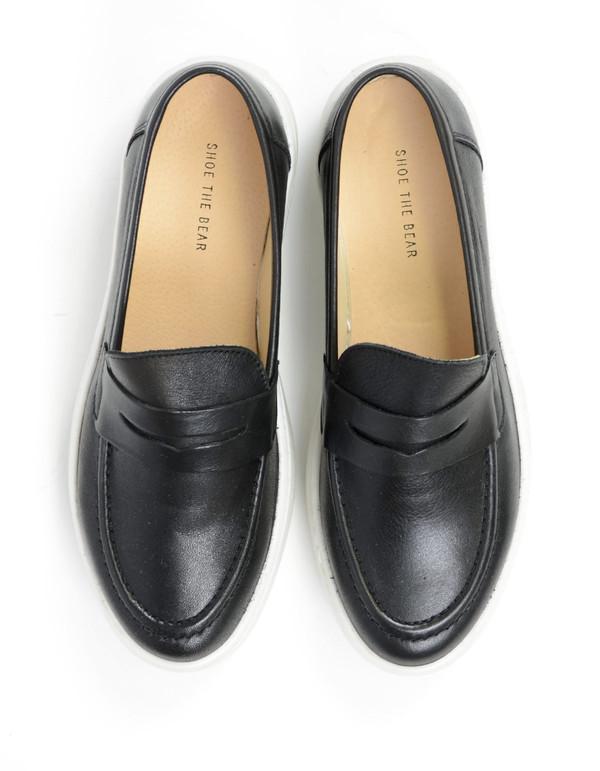Shoe The Bear Miyako Loafer Black