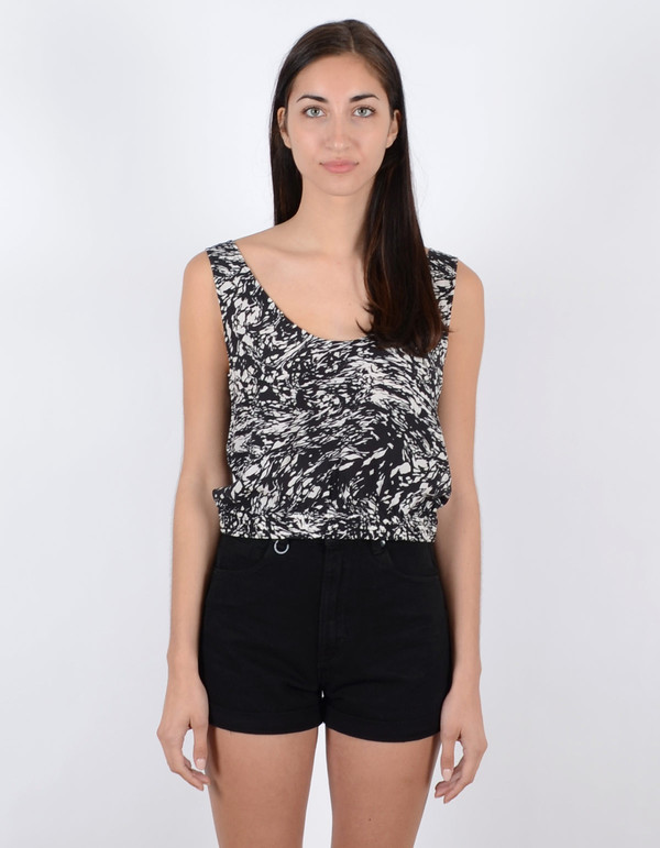 Storm & Marie Brit Top All Over Print