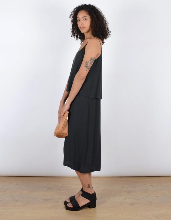 Storm & Marie Lucca Long Dress Black