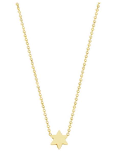 Hortense Etoile Necklace - Rose Gold