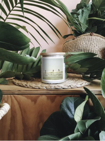 Salte Party Wave Candle